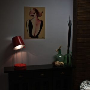 luz de mesa