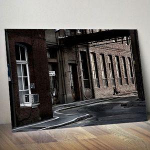 fotografía estilo industrial