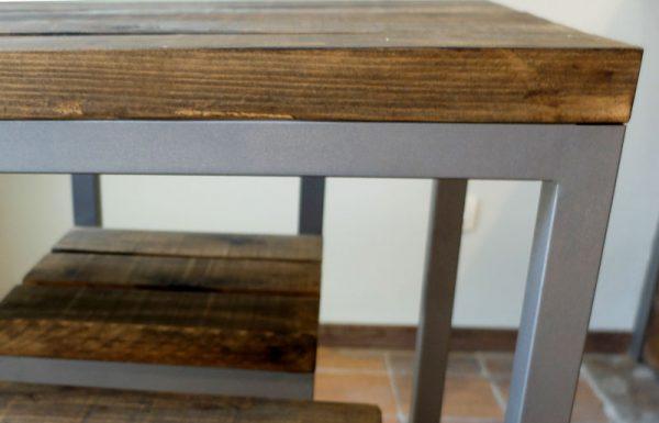 madera envejecida