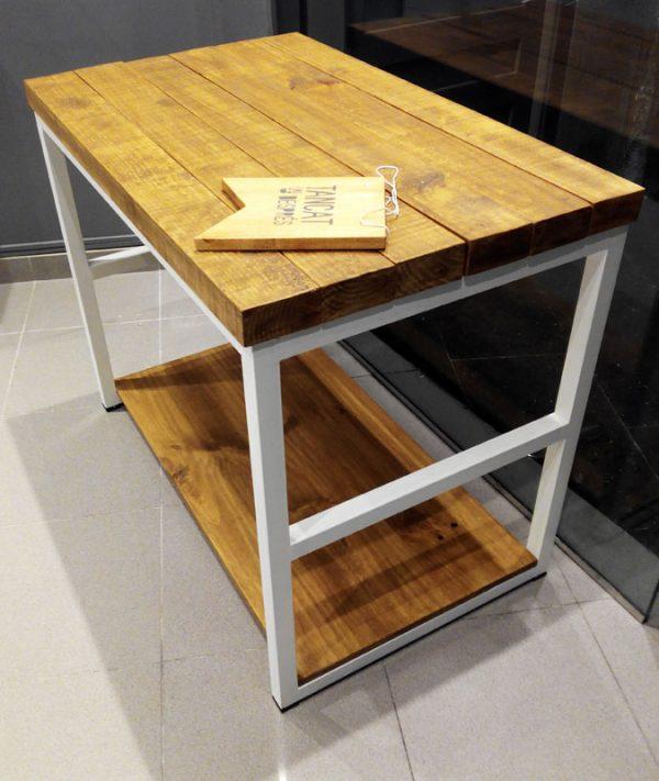 mesa con costilla