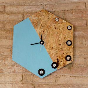 reloj handmade
