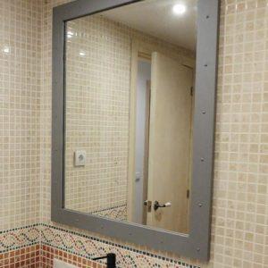 espejo tornillería vista