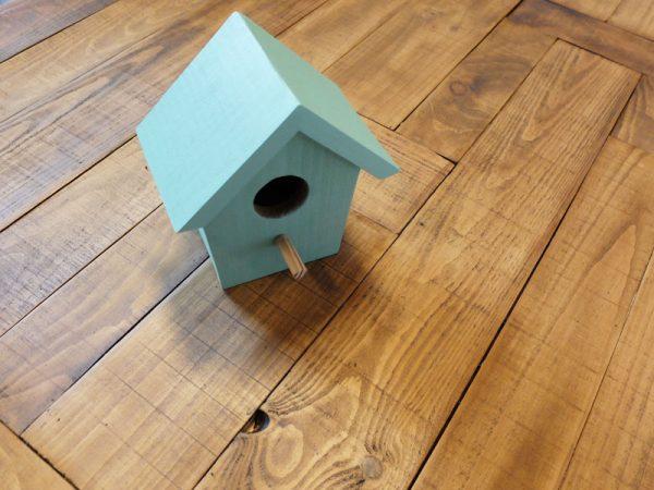 casita pájaros handmade