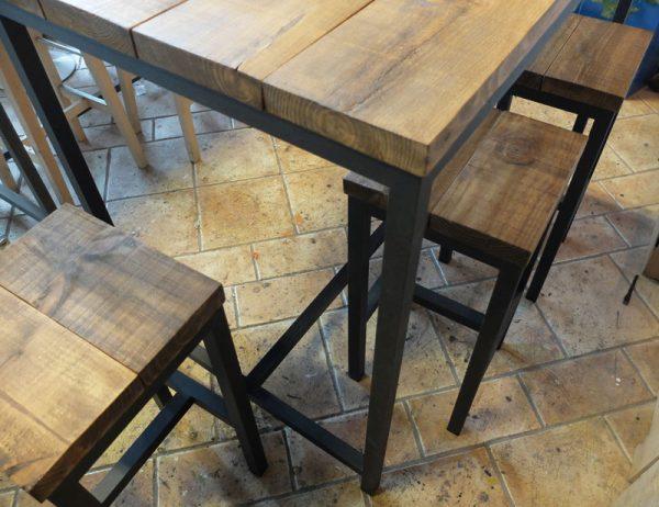 mesa alta woody metal